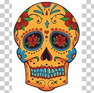 La Calavera Catrina Day Of The Dead Skull Mexican Cuisine PNG