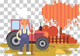 Farm Illustration PNG