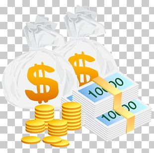 Money Bag Computer Icons Coin Currency PNG