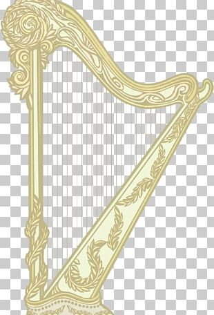 Harp Musical Instrument Photography PNG