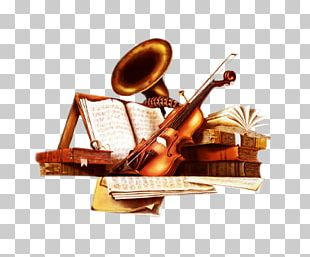 Musical Instrument Violin Dance Musical Note PNG