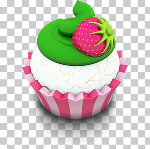 Icing Baking Cup Dessert Pasteles Fruit PNG