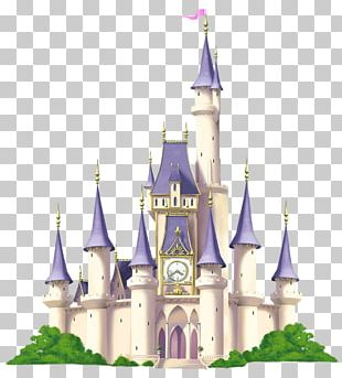 Magic Kingdom Sleeping Beauty Castle Cinderella Castle Disney Princess PNG