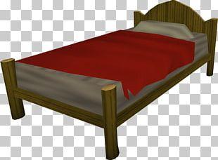 Bed Frame Mattress Platform Bed Furniture PNG