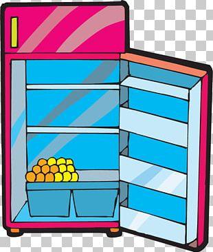 Refrigerator Cartoon PNG