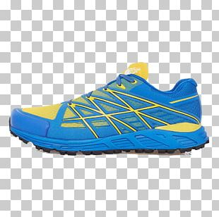 Shoe The North Face Calzado Deportivo Trail Running Sneakers PNG