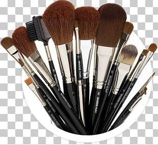 Makeup Brush Paintbrush Cosmetics Make-up Artist PNG