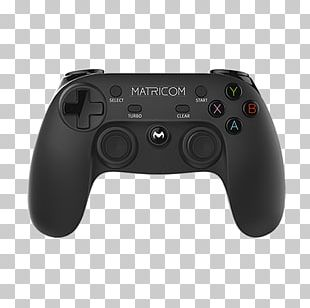 Joystick Game Controllers Video Games Gamepad Bluetooth PNG
