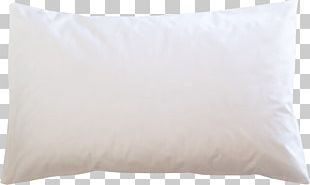 Throw Pillow Cushion Duvet White PNG