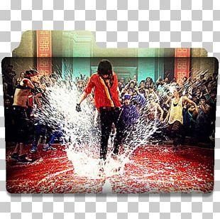Moose YouTube Step Up Dancer PNG