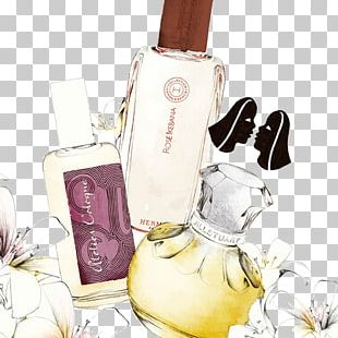 Perfume Illustrator Illustration PNG