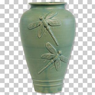 Vase Pottery Ceramic Urn PNG