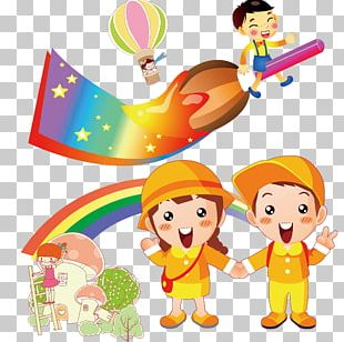 Early Childhood Education Cartoon Early Childhood Education Kindergarten PNG