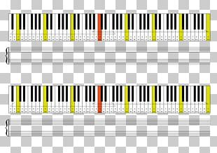 Musical Note Piano Keyboard Dance PNG
