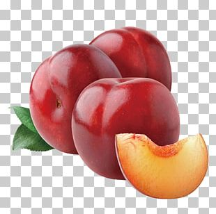 Plum Fruit Seed Peach Vegetable PNG