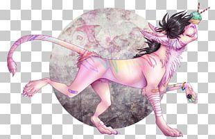 Cat Mammal Tail Legendary Creature PNG