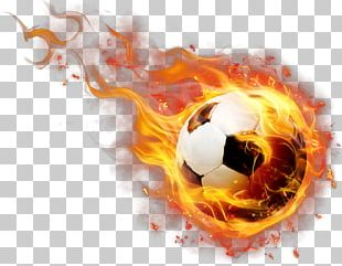 Flying Football Soccer Free Catch The Football PNG