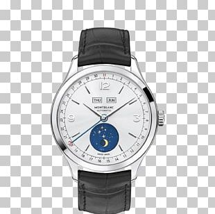 Montblanc Watch Jewellery Chronograph Strap PNG