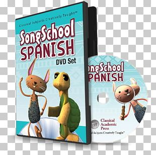 Song School Spanish Spanish For Children Primer A Chant Book PNG
