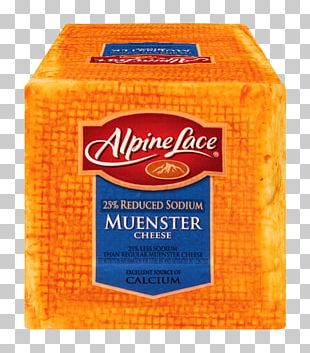Muenster Cheese Delicatessen Land O'Lakes Swiss Cheese PNG