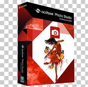 ACDSee Canvas X Photography Computer Software PNG