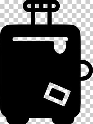 Taxi Baggage Travel Suitcase Hand Luggage PNG