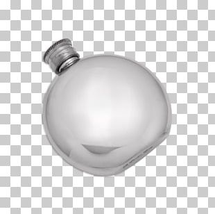 Flasks English Pewter Silver Pocket PNG