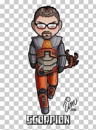 Gordon Freeman Half-Life 2 Wiki Gamer PNG