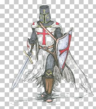 Crusades Middle Ages Kingdom Of Jerusalem Knights Templar PNG