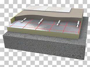 Screed Underfloor Heating Architectural Engineering Concrete Slab PNG
