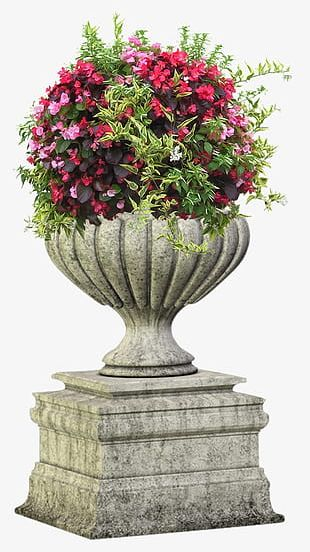 Flower Bed PNG