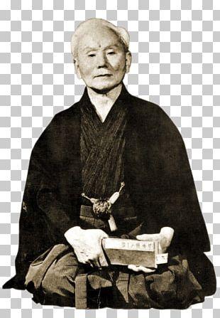 Gichin Funakoshi Karate Shotokan Japanese Martial Arts Gōjū-ryū PNG
