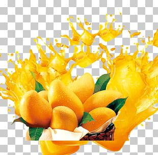 Juice Mango JD.com Eating Sugar PNG