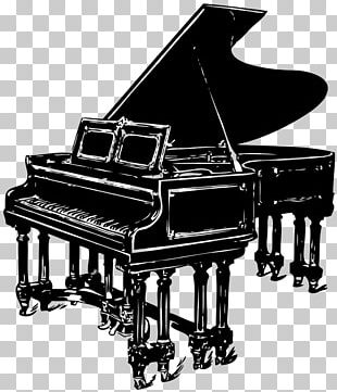 Jazz Piano Musical Instruments PNG