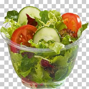 Romaine Lettuce McDonald's Big Mac French Fries Salad Hamburger PNG