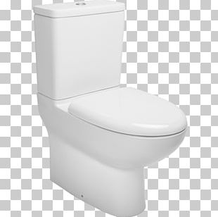 Toilet & Bidet Seats Bathroom Flush Toilet PNG