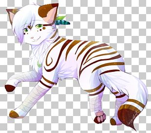 Cat Whiskers Tigerstar Warriors PNG