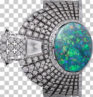 Cartier Watch Jewellery Bracelet Diamond PNG