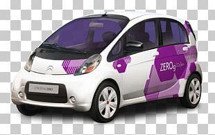 Mitsubishi I-MiEV Car Citroxebn Electric Vehicle PNG