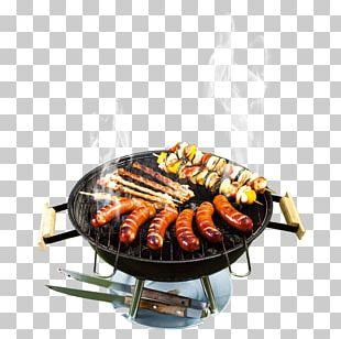 Barbecue Flyer Print Design Menu PNG