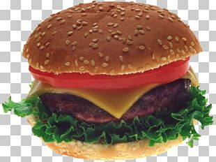Cheeseburger Veggie Burger Fast Food Whopper Hamburger PNG