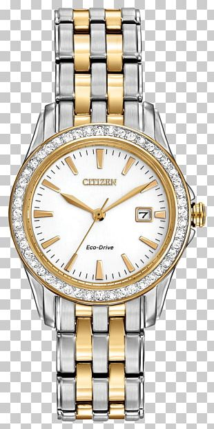 Eco-Drive Citizen Holdings Watch Jewellery Diamond PNG