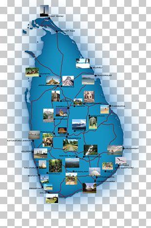Yala National Park Colombo World Map Travel PNG