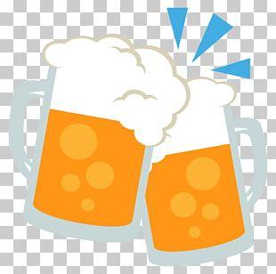 Beer Pong Emojipedia Drink PNG