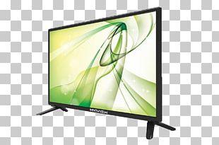 LED-backlit LCD Computer Monitors LCD Television Television Set Liquid-crystal Display PNG