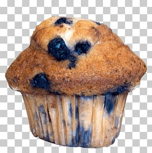 Muffin Bagel Cupcake Blueberry Parfait PNG