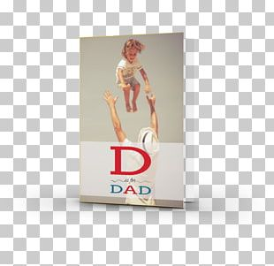 Father's Day Greeting & Note Cards Font PNG