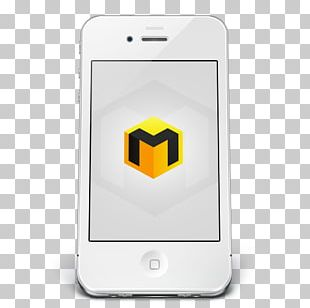 Mobile Phone Case Technology Yellow Telephony PNG