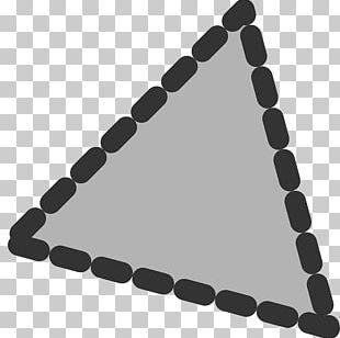 Triangle Polygon Geometry Shape PNG