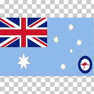 Flag Of Australia Royal Australian Air Force Ensign Melbourne PNG